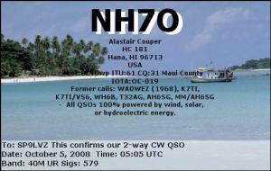 NH7 hawai