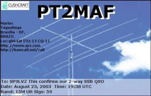 pt2maf